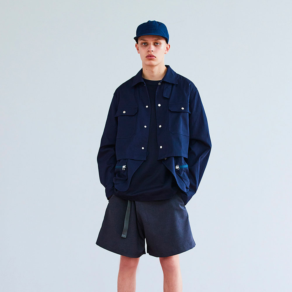 MEANSWHILE 19 SS LOOKBOOK